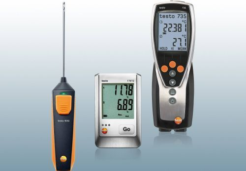 Air Temperature Measuring Instruments