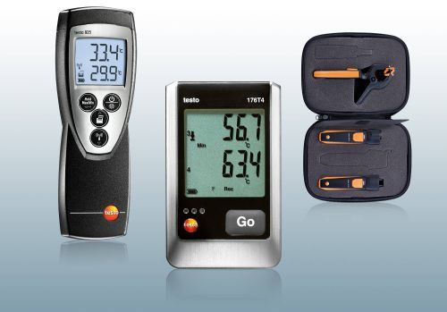 Surface Temperature Measuring Instruments