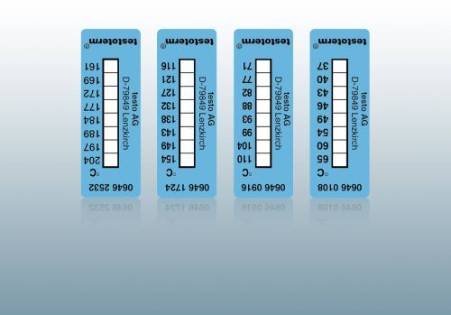 Temperature Measuring Strips