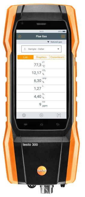 Testo 300 Domestic Version