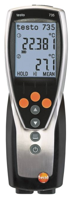 Testo 735-2 - Multi-channel Thermometer